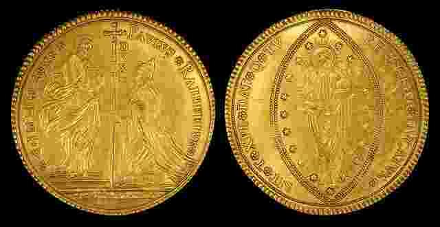 rare gold coins collecting