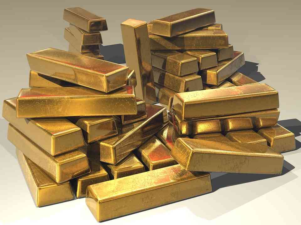 Buying Gold for Future