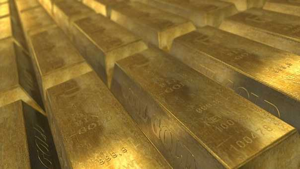 buying gold bars as an investment